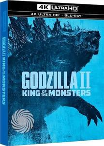 Godzilla - King of the monsters - Blu-Ray  UHD - MediaWorld.it