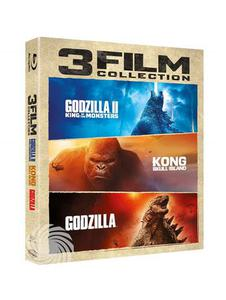 MONSTERVERSE - 3 film collection - Blu-Ray - thumb - MediaWorld.it