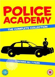 Police Academy The Complete Collecti - DVD - thumb - MediaWorld.it