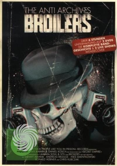 BROILERS - THE ANTI ARCHIVES - DVD - thumb - MediaWorld.it