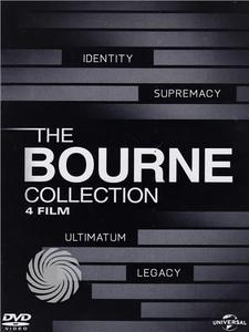 The Bourne collection - DVD - thumb - MediaWorld.it