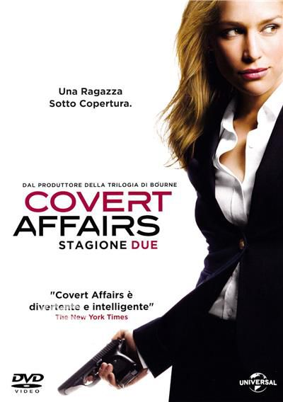 Covert affairs - Stagione 02 - DVD - thumb - MediaWorld.it