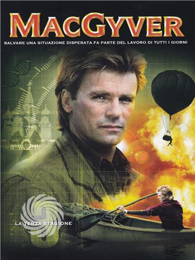 MacGyver - DVD - Stagione 3 - thumb - MediaWorld.it