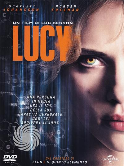 Lucy - DVD - thumb - MediaWorld.it
