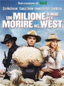 Un milione di modi per morire nel West - DVD - thumb - MediaWorld.it