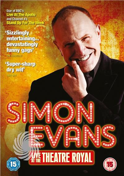 Simon Evans Leashed - DVD - thumb - MediaWorld.it