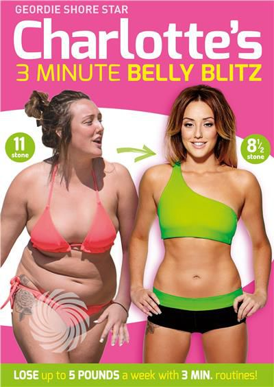 -Charlotte Crosby+'-+- S 3 Minute B - DVD - thumb - MediaWorld.it
