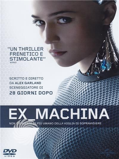 Ex machina - DVD - thumb - MediaWorld.it
