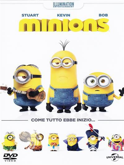 Minions - DVD - thumb - MediaWorld.it