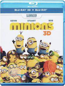 Minions - Blu-Ray  3D - MediaWorld.it