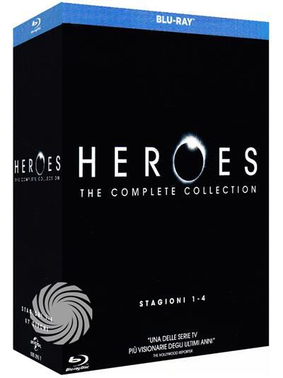 Heroes - The complete collection - Blu-Ray - thumb - MediaWorld.it