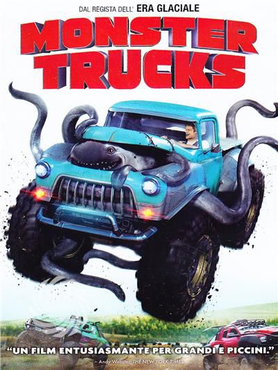 MONSTER TRUCKS - DVD - thumb - MediaWorld.it