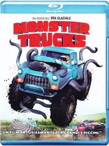 MONSTER TRUCKS - Blu-Ray - thumb - MediaWorld.it