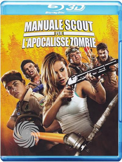 Manuale scout per l'apocalisse zombie - Blu-Ray - thumb - MediaWorld.it