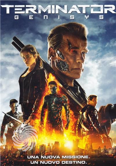 Terminator - Genisys - DVD - thumb - MediaWorld.it