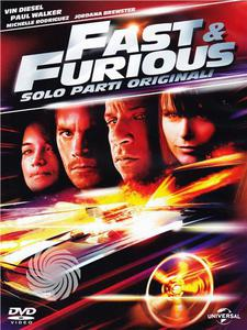 Fast & furious - Solo parti originali - DVD - thumb - MediaWorld.it