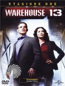 Warehouse 13 - DVD - Stagione 2 - thumb - MediaWorld.it