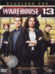 Warehouse 13 - DVD - Stagione 3 - thumb - MediaWorld.it