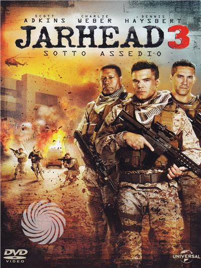 Jarhead 3 - Sotto assedio - DVD - thumb - MediaWorld.it