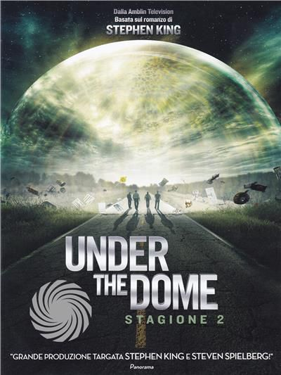 Under the Dome - DVD - Stagione 2 - thumb - MediaWorld.it