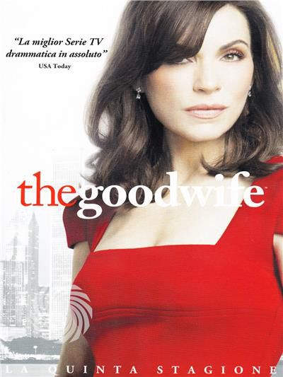 The good wife - DVD - Stagione 5 - thumb - MediaWorld.it