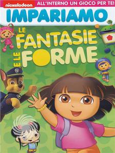 Impariamo le fantasie e le forme - DVD - thumb - MediaWorld.it