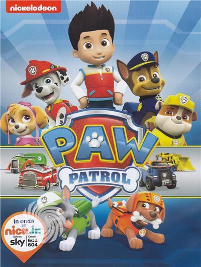 Paw Patrol - DVD - thumb - MediaWorld.it