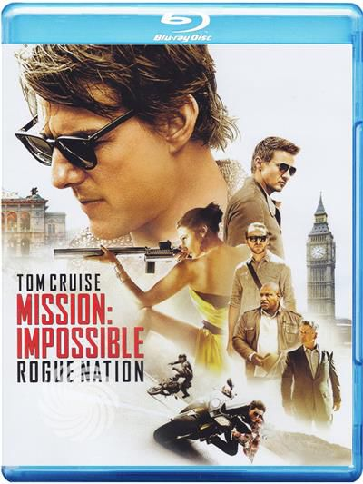 Mission: impossible - Rogue nation - Blu-Ray - thumb - MediaWorld.it