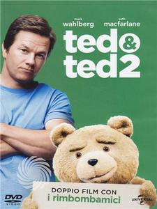 Ted + Ted 2 - DVD - thumb - MediaWorld.it