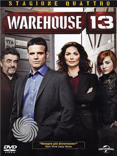 Warehouse 13 - DVD - Stagione 4 - thumb - MediaWorld.it