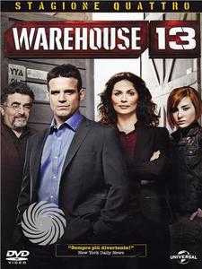 Warehouse 13 - DVD - Stagione 4 - MediaWorld.it