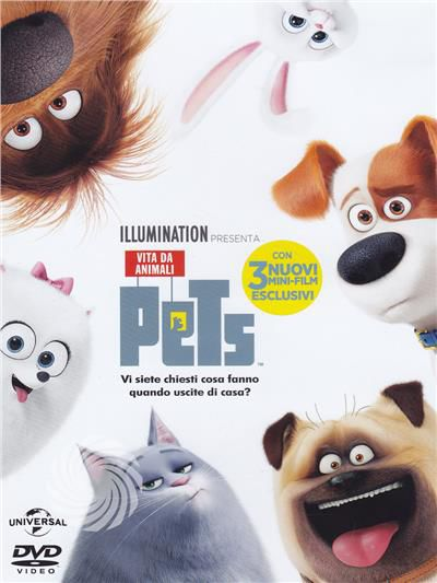 Pets - Vita da animali - DVD - thumb - MediaWorld.it