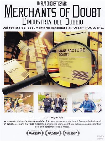 Merchants of doubt - L'industria del dubbio - DVD - thumb - MediaWorld.it