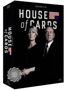 House of cards - DVD - thumb - MediaWorld.it