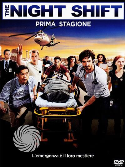 The night shift - DVD - Stagione 1 - thumb - MediaWorld.it