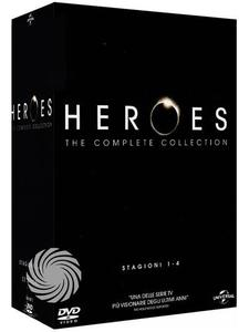 Heroes - The complete collection - DVD - thumb - MediaWorld.it