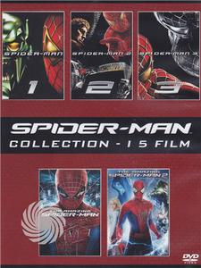 Spider-man collection - DVD - MediaWorld.it