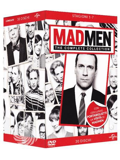 Mad Men - The complete collection - DVD - thumb - MediaWorld.it
