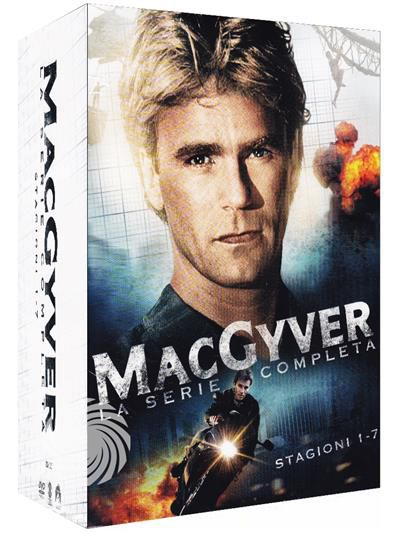 MacGyver - DVD  - Stagione 0 - thumb - MediaWorld.it
