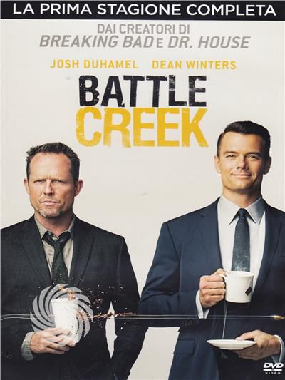 Battle creek - DVD - Stagione 1 - thumb - MediaWorld.it