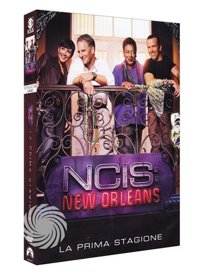 NCIS: New Orleans - DVD - Stagione 1 - thumb - MediaWorld.it
