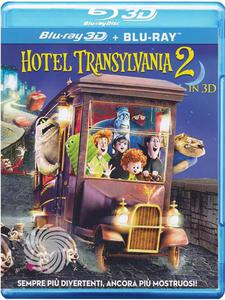 Blu-Ray - Animazione Hotel Transylvania 2 - Blu-Ray  3D su Mediaworld.it