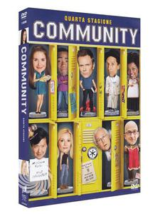 Community - DVD - Stagione 4 - thumb - MediaWorld.it