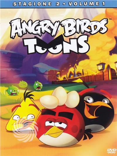 Angry Birds Toons - DVD - Stagione 2 - thumb - MediaWorld.it