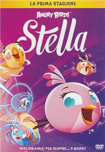 Angry birds - Stella - DVD - Stagione 1 - thumb - MediaWorld.it