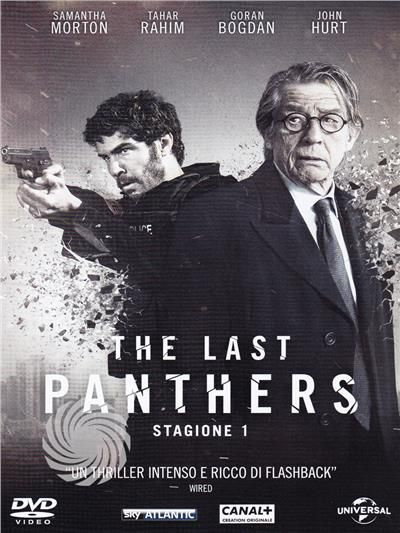 The last panthers - DVD - Stagione 1 - thumb - MediaWorld.it