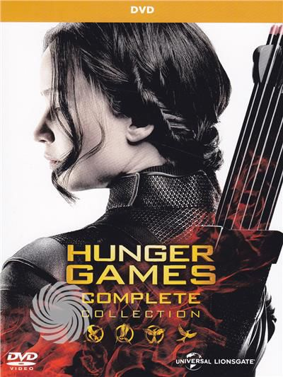 Hunger Games - Complete collection - DVD - thumb - MediaWorld.it