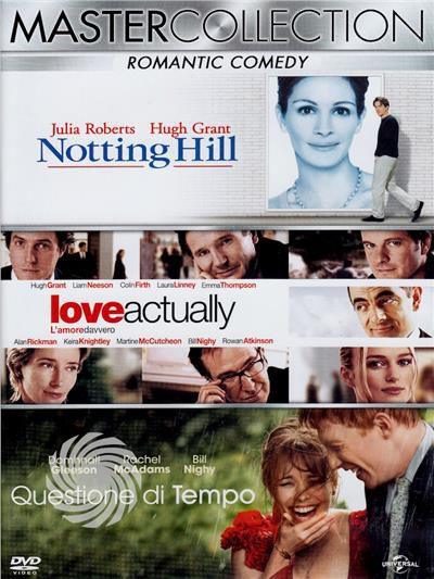 Richard Curtis Collection - DVD - thumb - MediaWorld.it