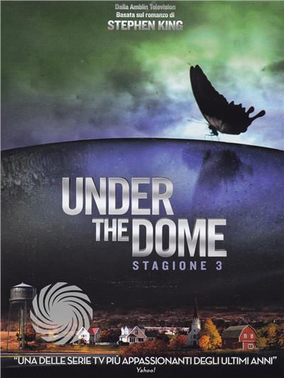 Under the Dome - DVD - Stagione 3 - thumb - MediaWorld.it