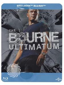 The Bourne ultimatum - Blu-Ray Steelbook - thumb - MediaWorld.it